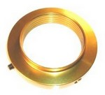 A-1 PRODUCTS Coil Nut  Alum.  A1-12460