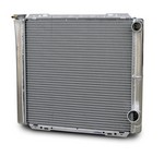 AFCO GM Radiator 19 x 22 Dual Pass 80100NDP