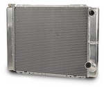 AFCO GM Radiator 19 x 27.5 Dual Pass 80101NDP