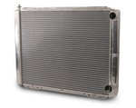 AFCO GM Radiator 19 x 26 Dual Pass 80119N