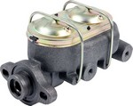 ALLSTAR PERFORMANCE Master Cylinder 1in Bore 3/8in Ports Cast Iron 41060