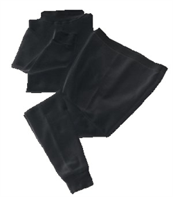 Black Fire Proof Underwear SFI 3.3