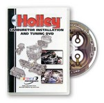 HOLLEY DVD - Carb. Installation Video 36-381