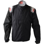SIMPSON SAFETY Kart Jacket Medium Black 102282