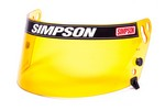 SIMPSON SAFETY Shield Amber Shark Vudo Hi-Res. 1012-17