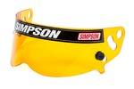 SIMPSON SAFETY Amber Shield X-Bandit/ Diamondback/RX SA10 1022-17
