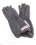 SIMPSON SAFETY Drag Glove Medium Black Holeshot SFI-20 37015MK