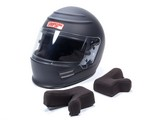 SIMPSON SAFETY Helmet New Voyager Medium Flat Black SA2015 6100028