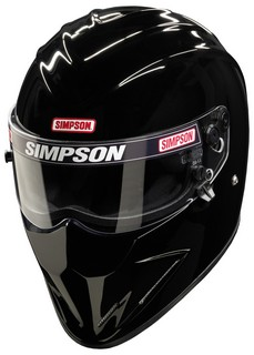 SIMPSON DIAMONDBACK FR HELMET