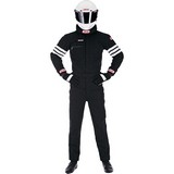 SIMPSON STD 2 LAYER SUIT 1 PC NOMEX (SFI-5)