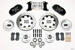 WILWOOD Front Disc Brake Kit 67-69 Camaro 12.19 Rotor 140-10510-D