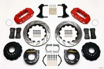 WILWOOD Rear Disc Brake Kit Big Ford w/Park Brake 14in 140-10944-DR