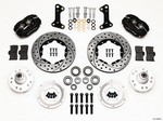 WILWOOD Front Kit MD Camaro  140-10996-D