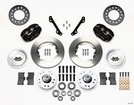 WILWOOD HD Front Brake Kit 70-78 Camaro Firebird 140-11007