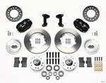 WILWOOD HD Front Brake Kit Must II Drop Spindle 140-11017