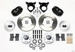 WILWOOD Front Kit 87-93 Mustang  140-11018
