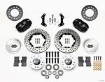 WILWOOD Front Disc Kit Mopar A/B/E Bodies 140-11019-D