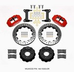 WILWOOD Front Disc Brake Kit C10 Pro Spindle 13.06in 140-15303-DR
