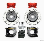 WILWOOD Rear Disc Brake Kit w/ Park Brake Chevy 140-7141-DR