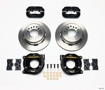 WILWOOD Rear Disc Brake Kit w/Park Brake Chevy 12Blt 140-7141