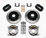 WILWOOD P/S Park Brake Kit Small Ford 2.66in 140-7143-D