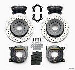 WILWOOD P/S Park Brake Kit Mopar Dana 140-7144-D