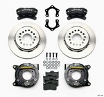 WILWOOD P/S Park Brake Kit Mopar Dana 140-7144