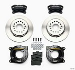 WILWOOD Rear Disc Brake Kit with Park Brake Chevy 140-7149