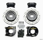 WILWOOD Rear Disc Brake Kit GM 12-Bolt 12.19 Rotor 140-9315-D