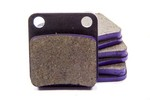 WILWOOD GP200 Brake Pad Purple Compound 150-12270K