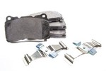 WILWOOD Brake Pad Set - 4 Promatrix Compound 150-D1050K