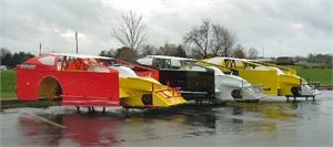 Bicknell 2009x Dirt Modified Chassis