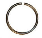 A-1 PRODUCTS Round Snap Ring  A1-12495