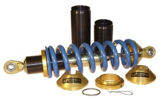 COIL OVER KIT, FITS BILSTEIN 36MM SHOCK AND USES A 2 1/2