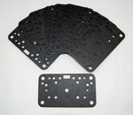 ADVANCED ENGINE DESIGN Metering Block Gaskets (10) 5830