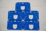 ADVANCED ENGINE DESIGN Reusable Metering Block Gaskets (5) 5846