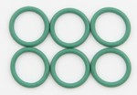 AEROQUIP -6 Replacement A/C O-Rings (6pk) FBM3416