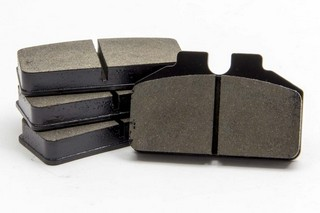 AFCO C1 Brake Pads Narrow D/L 2800 F22i 1251-1002