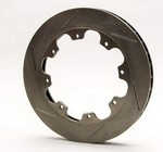 AFCO Brake Rotor 11.75 x1 .25 8blt LH Slotted 6640107