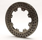 AFCO Brake Rotor 11.75 x1 .25 8blt Drilled 6640114