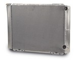 AFCO GM Radiator 19 x 26 Dual Pass 80125N