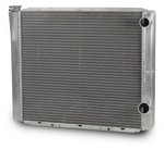 AFCO GM Radiator 19in x 24in Dual Pass 80127NDP