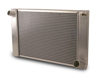 AFCO GM Radiator 19 x 23 Extra Steering Clearance 80128N
