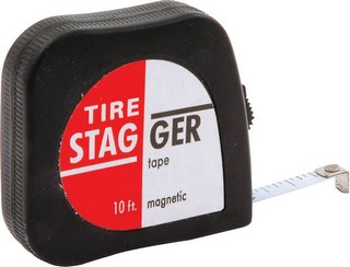 ALLSTAR PERFORMANCE Tire Tape Economy  10111
