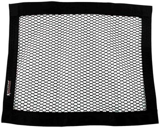 ALLSTAR PERFORMANCE Mesh Window Net Black Non SFI 22 x 18 10298