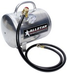 ALLSTAR PERFORMANCE Aluminum Air Tank 7x10 Horizontal 1-1/2 Gallon 10531
