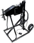 ALLSTAR PERFORMANCE Electric Tire Prep Stand High Torque 10575