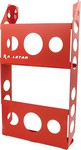 ALLSTAR PERFORMANCE Magazine Rack Double Red 12243