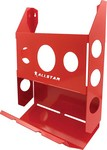 ALLSTAR PERFORMANCE Magazine Toilet Paper Rack Red 12244