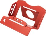 ALLSTAR PERFORMANCE Business Card Holder Red 12246